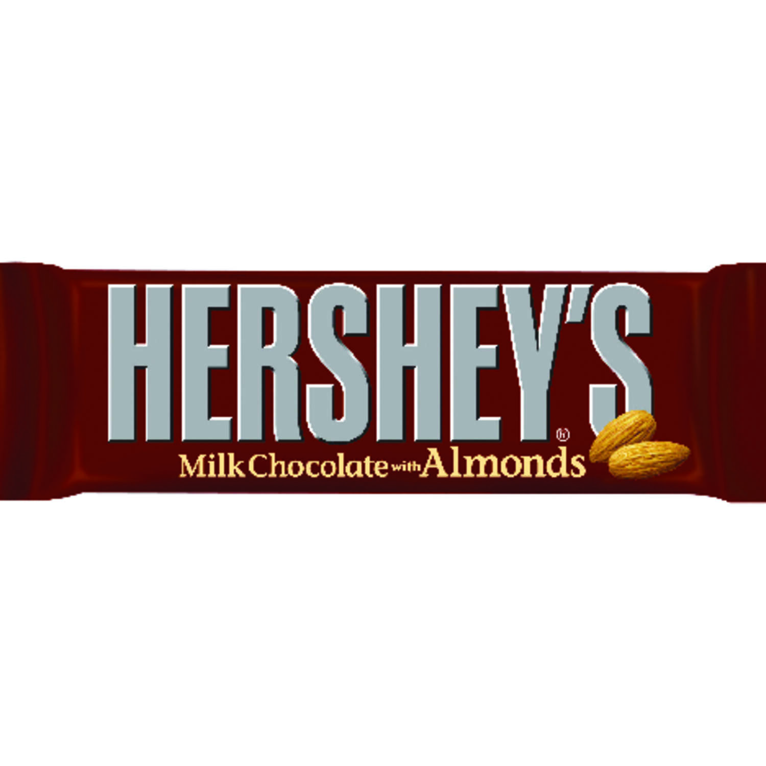 Hershey's  Milk Chocolate with Almonds  Candy Bar  1.45 oz.