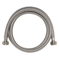 Ace 3/4 Hose Thread x 3/4 Dia. Hose Thread 72 in. Stainless Steel Supply Line