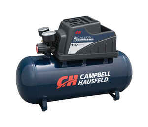 Campbell Hausfeld  3 gal. Air Compressor  Portable 0.33 hp 110 psi