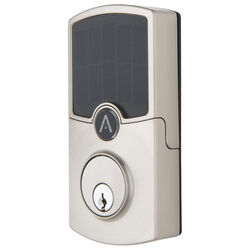Hampton ARRAY Cooper Satin Nickel Zinc Wifi Deadbolt