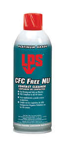 LPS  Electrical  Contact Cleaners  11 oz.