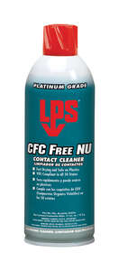 LPS  Contact Cleaner  Electrical  Contact Cleaners  11 oz.