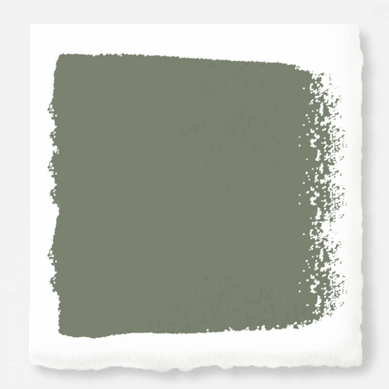 Magnolia Home  by Joanna Gaines  Matte  Olive Grove  Paint  Acrylic  1 gal.