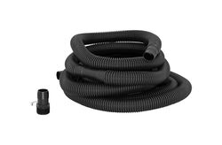 Prinsco  Plastic  Discharge Hose Kit  1-1/2 in. Dia. x 24 ft. L