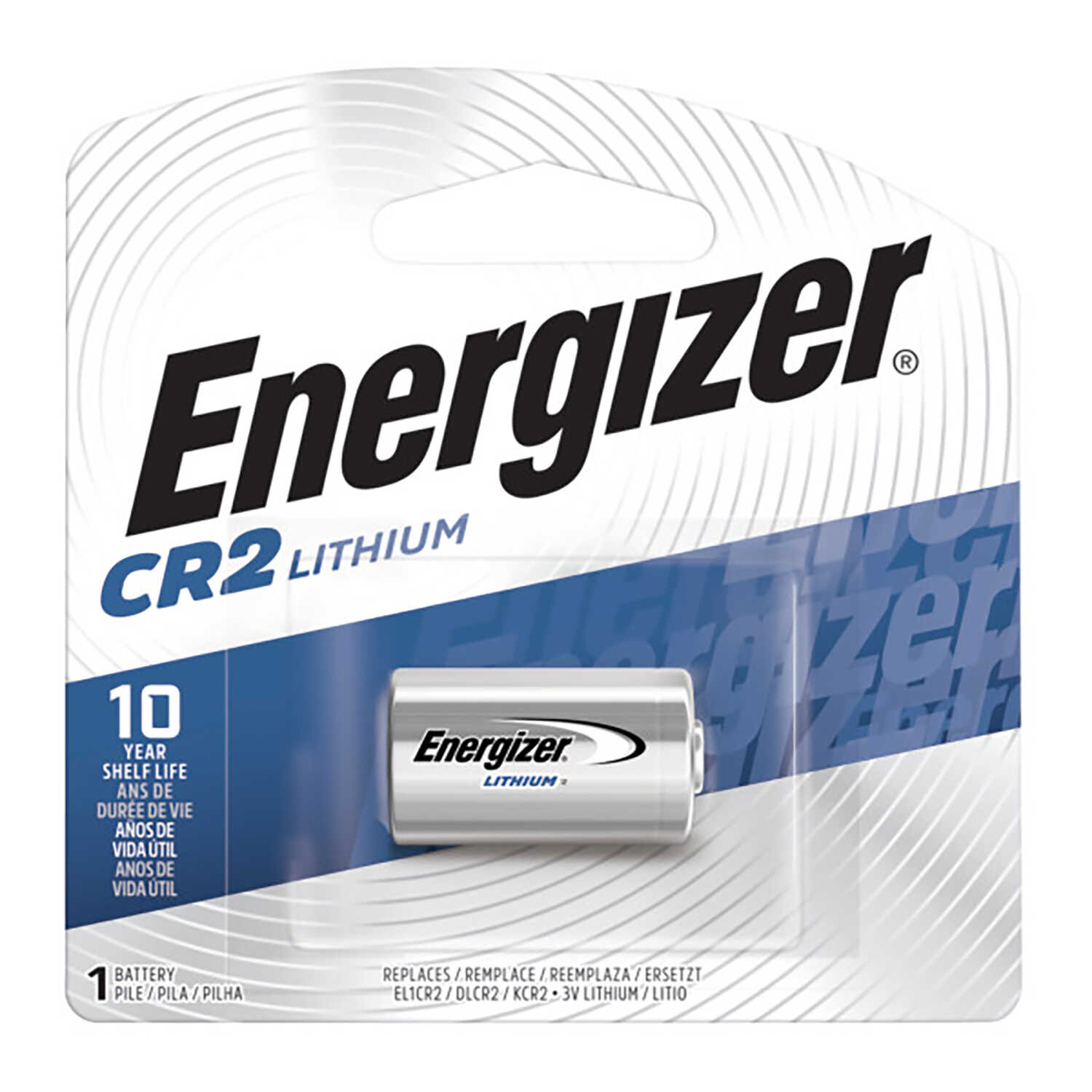 Energizer  Lithium  CR2  3 volt Camera Battery  1 pk