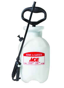 Ace  Adjustable Spray Tip Lawn And Garden Sprayer  1 gal.