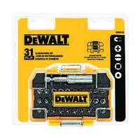 Deals on DeWalt Impact Ready 31 pc. Screwdriver Set 2 in.