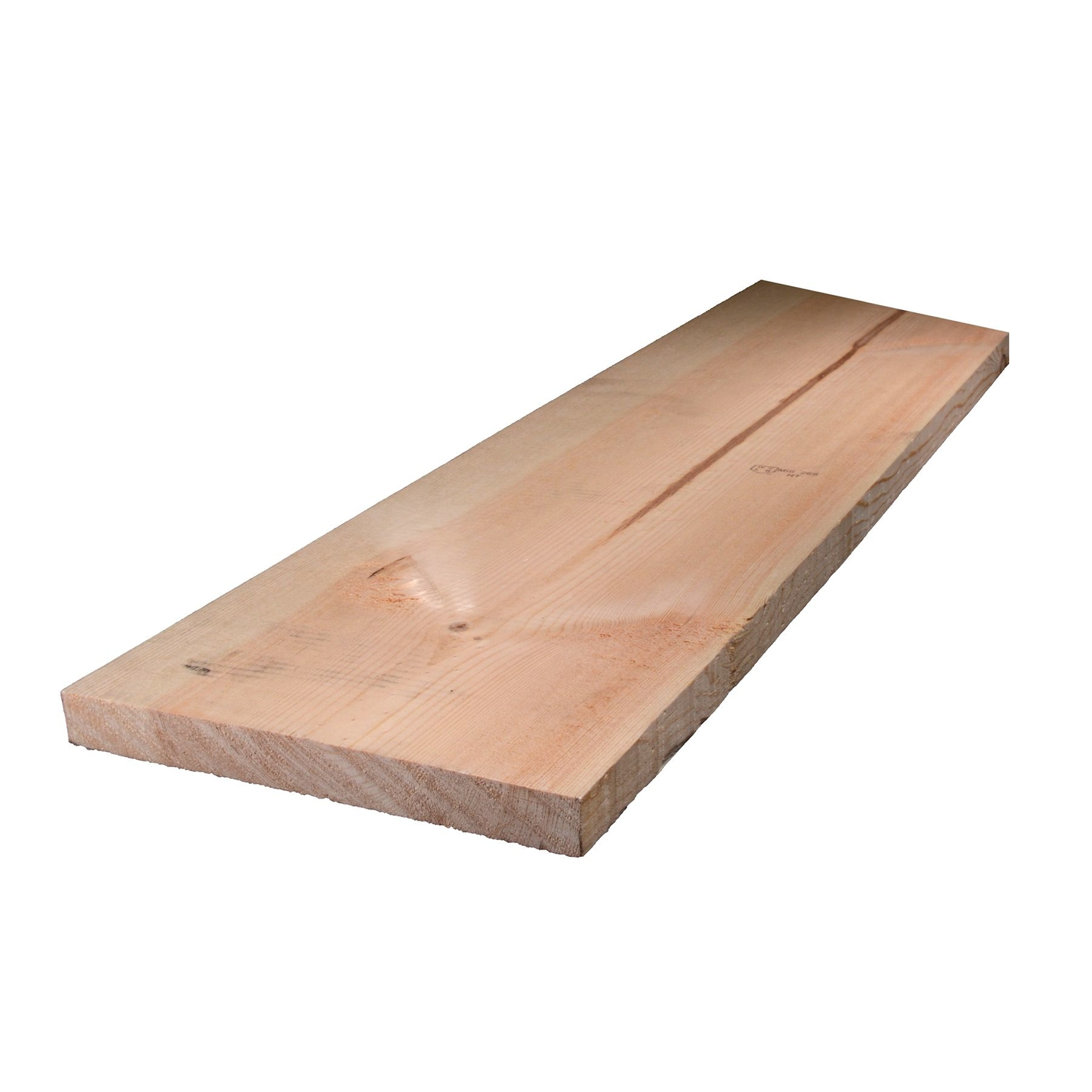 Alexandria Moulding  6 in. W x 4 ft. L x 1 in.  Board  Pine