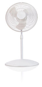 Lasko  47 in. H x 16 in. Dia. 3 speed Electric  Oscillating Pedestal Fan