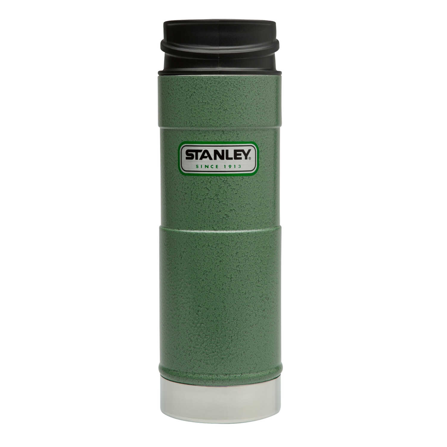 Stanley  Hammertone Green  Stainless Steel  Classic  Insulated Mug  16 oz. BPA Free