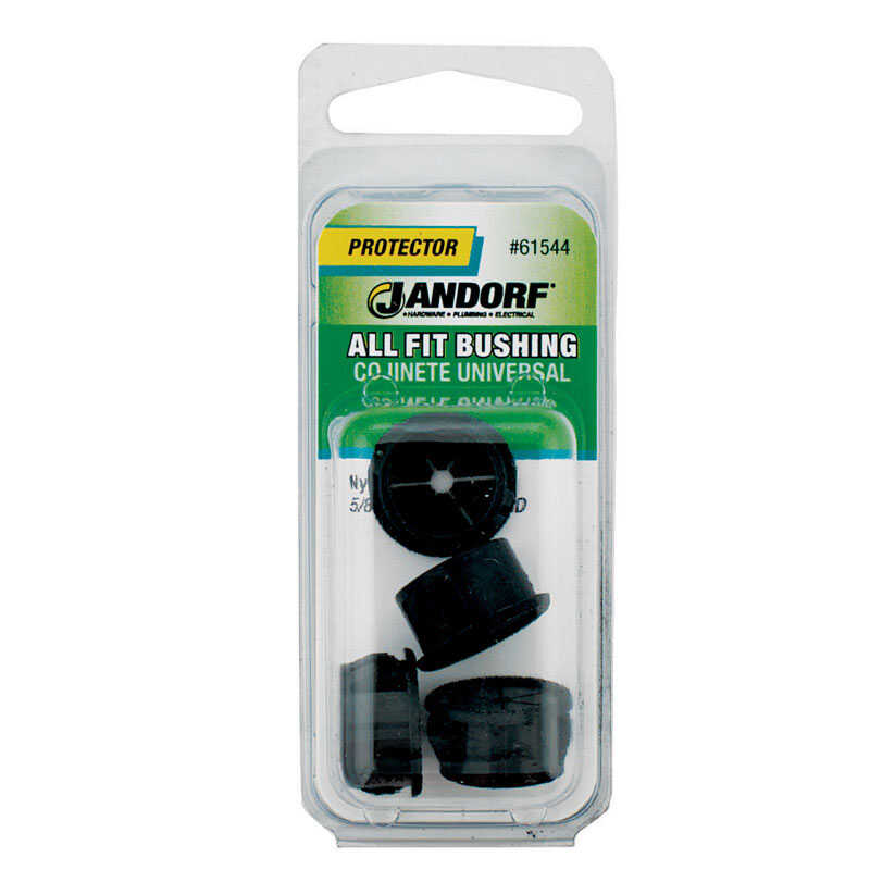 Jandorf  5/8 in. Nylon  Bushing  4 pk