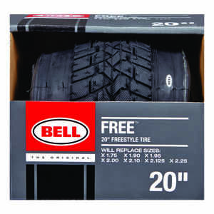 Bell Sports  Rubber  Bicycle Tire  1 pk