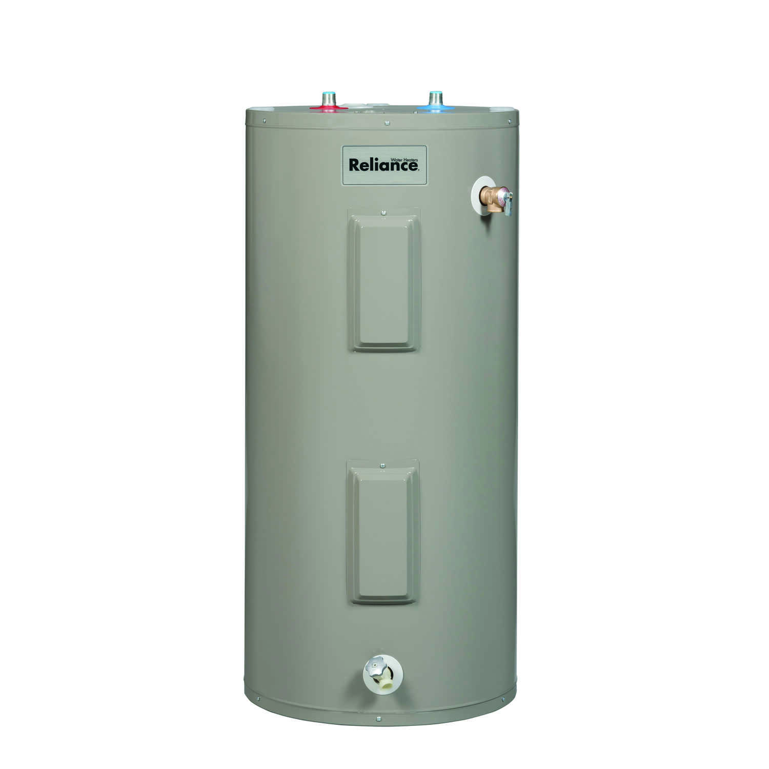 Reliance  Electric  Water Heater  50 in. H x 20-1/2 in. W x 20-1/2 in. L 40 gal.