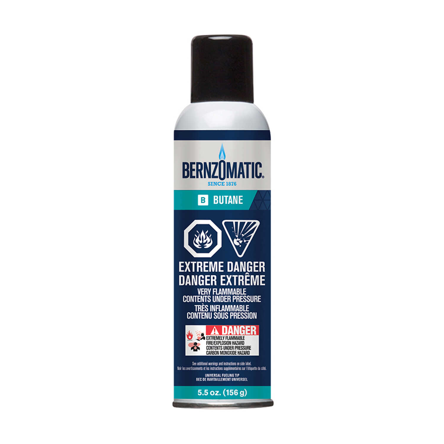 Bernzomatic  Butane Cylinder  1 pc.