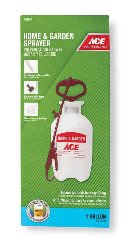 Ace Adjustable Spray Tip Lawn And Garden Sprayer 2 gal