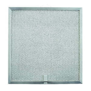Broan  11-1/4 in. W Range Hood Filter  Silver