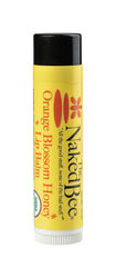 The Naked Bee  Orange Blossom Honey Scent Lip Balm  .15 oz. 1 pk