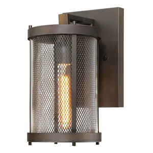 Westinghouse  Skyview  Oil Rubbed Bronze  Switch  Incandescent  Lantern Fixture