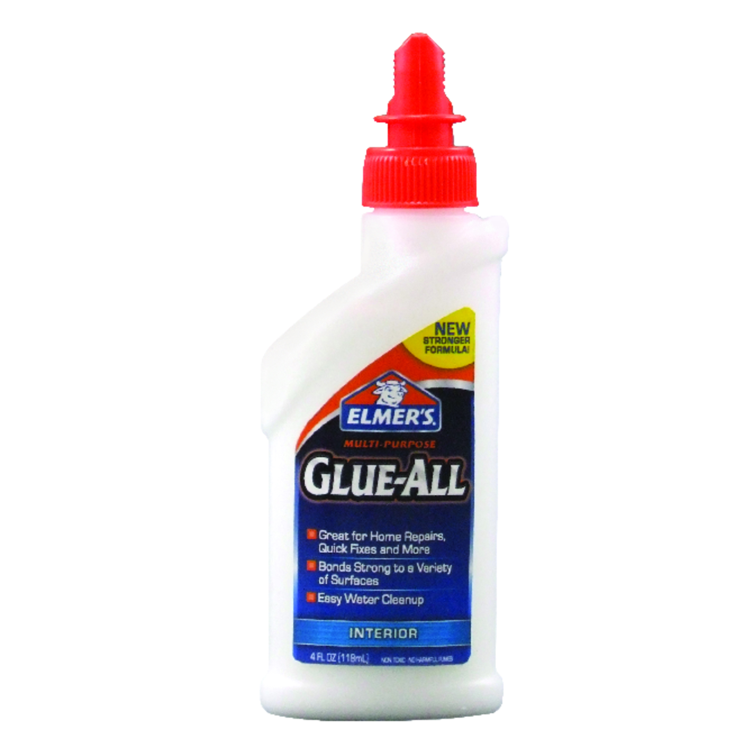 Elmer's  Multi-Purpose  High Strength  Polyvinyl acetate homopolymer  Glue  4 oz.
