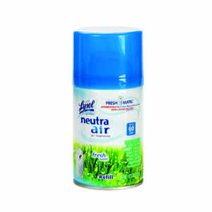 Lysol  Neutra Air  Fresh Scent 6.17 oz. Aerosol  Air Freshener Refill