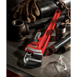 RIDGID  2-1/2 in.  Pipe Wrench  18 in. Cast Iron  1 pc.