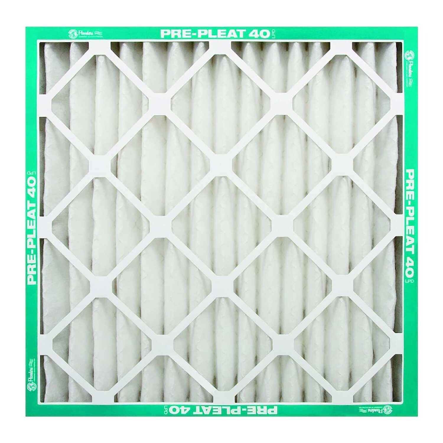 AAF Flanders  25 in. H x 20 in. W x 2 in. D Synthetic  Air Filter