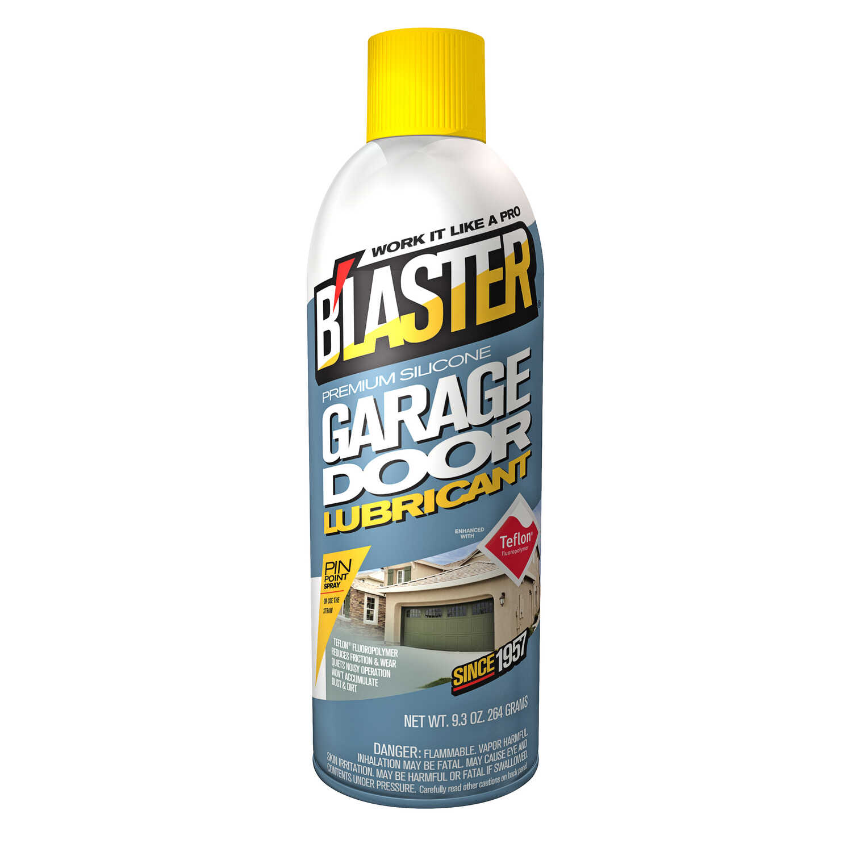 Blaster Silicone Garage Door Lubricant Ace Hardware