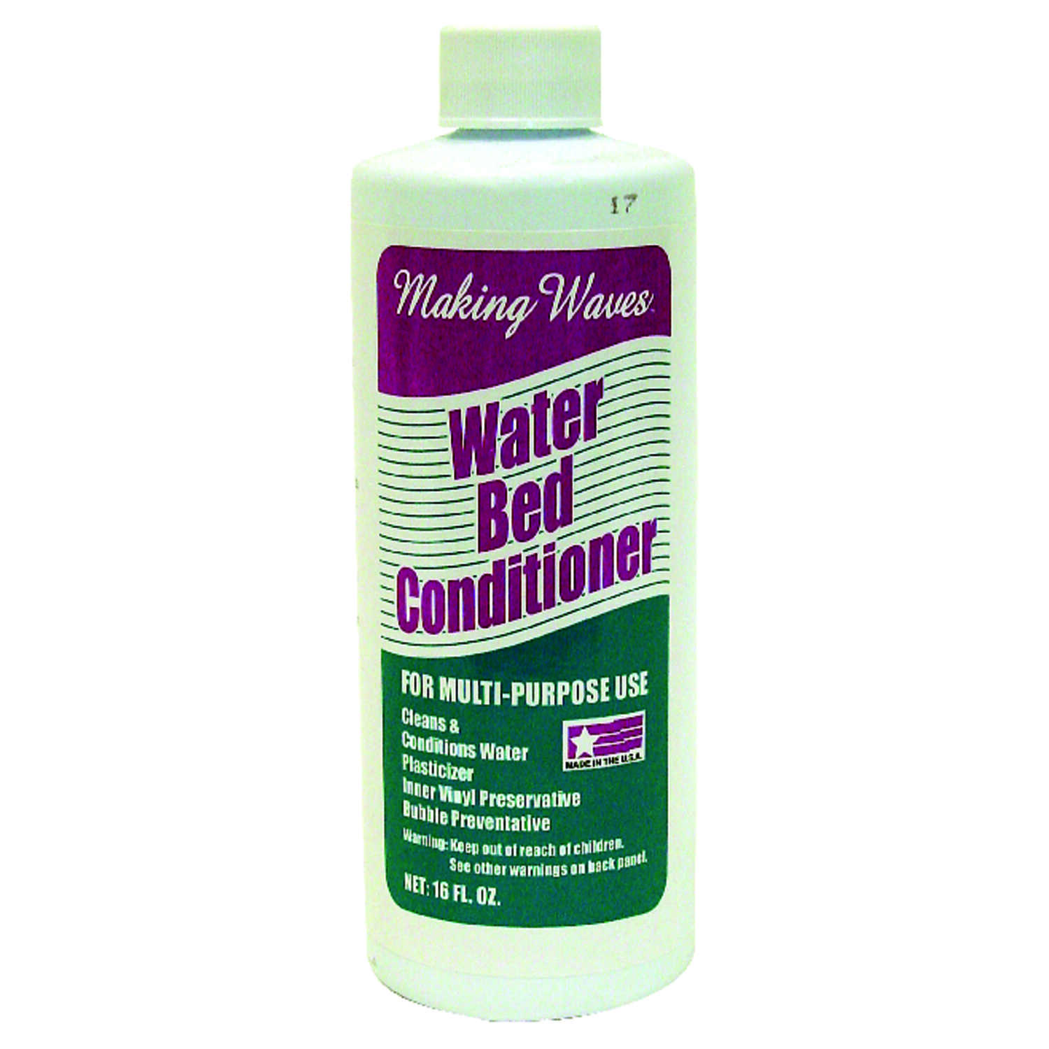 Making Waves  16 oz. Water Bed Conditioner