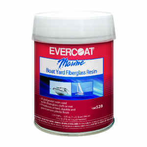 Evercoat  Fiberglass Resin  1 qt.