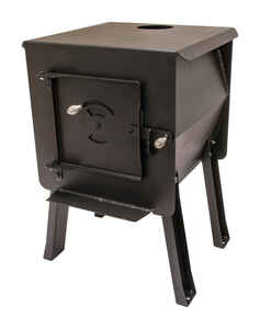 Survivor  Black Bear  10000 BTU 224 sq. ft. Wood Stove