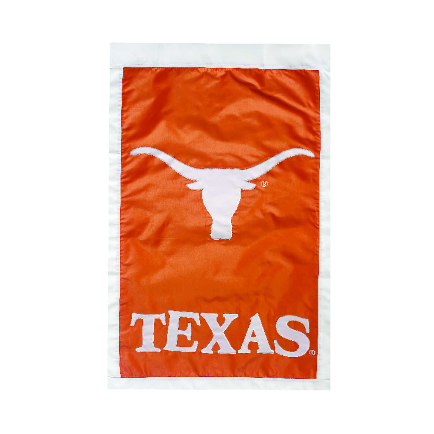 Evergreen  University of Texas  Flag  44 in. H x 29 in. W