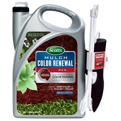 Scotts  Red  Mulch Color Renewal