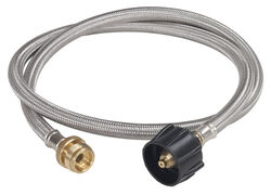 Bayou Classic  Stainless Steel  LPG Adapter Hose