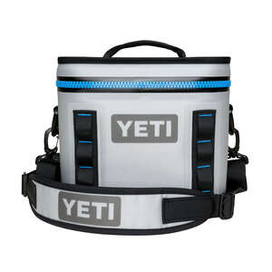 YETI  Hopper  Cooler  8  1 pk Gray