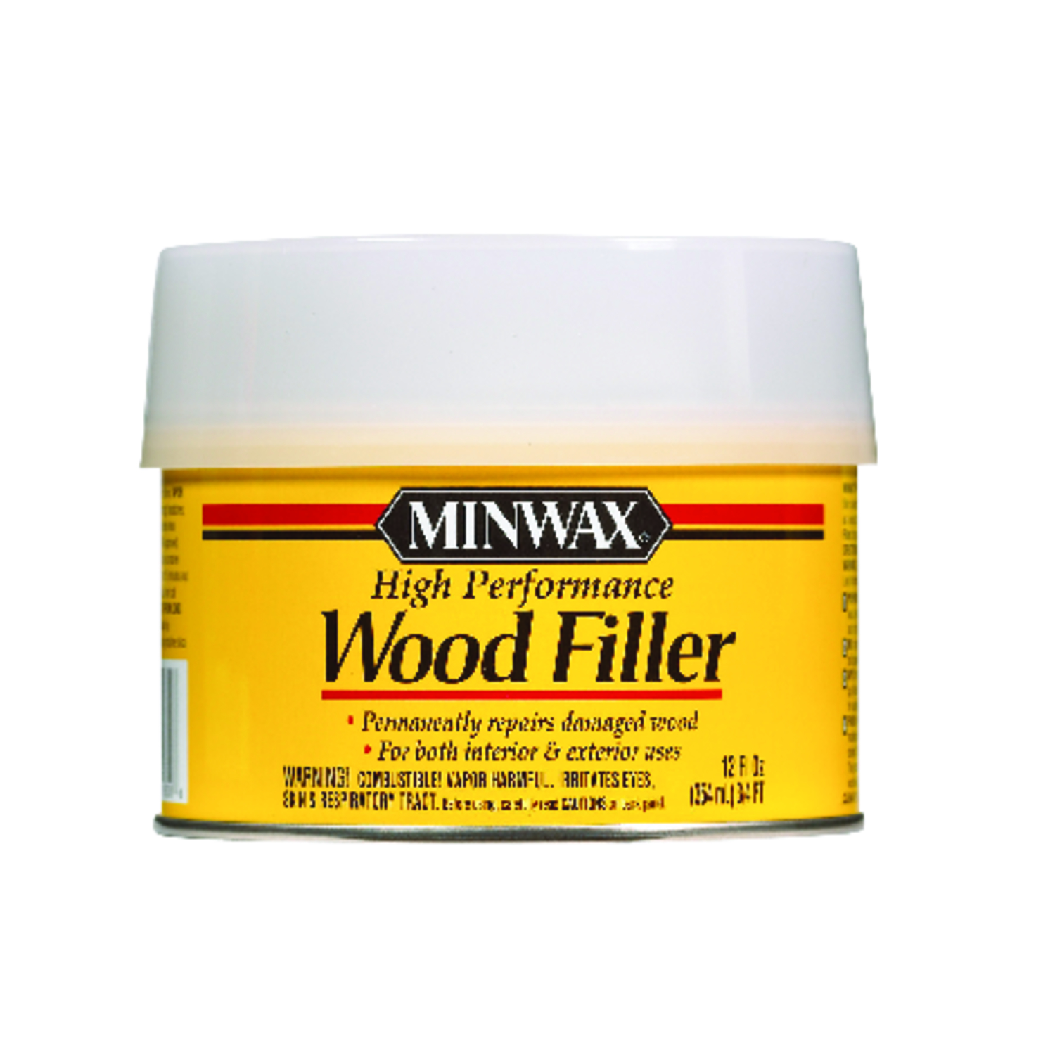 Minwax  High Performance  Sand  Wood Filler  12 oz.