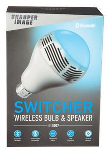 Sharper Image Wireless Bluetooth Led Bulb Wspeaker 1 Pk Ace Hardware