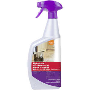 Rejuvenate  Orange Scent Antibacterial Floor Cleaner  32 oz. Spray