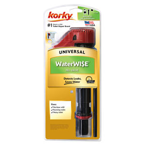 Korky  WaterWISE  Toilet Fill Valve