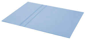 Plaskolite  Clear  Single  Acrylic Sheet  18 in. W x 24 in. L x .100 in.