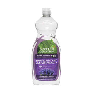 Seventh Generation  Lavender Scent Liquid  25 oz. 1 pk Dish Soap