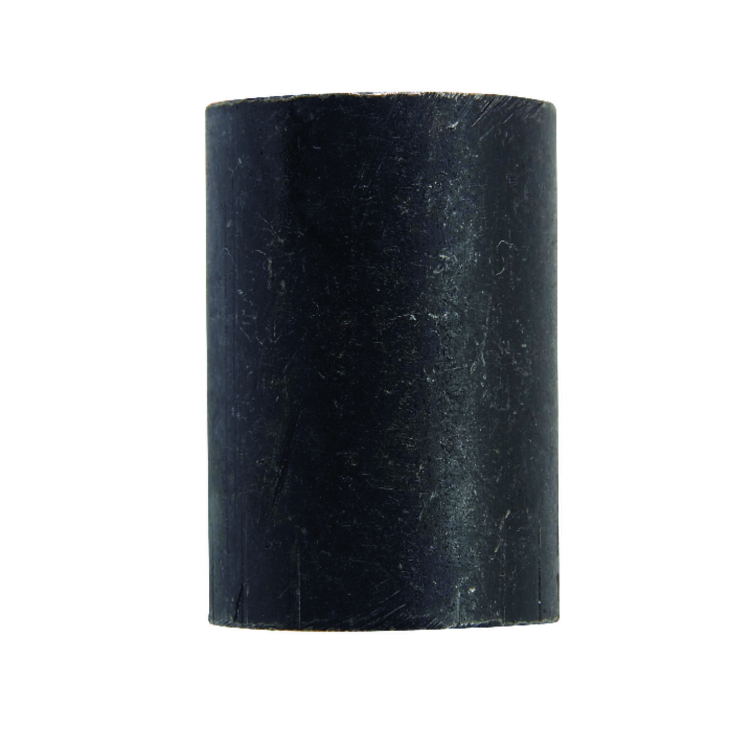 BK Products  1-1/2 in. FPT   x 1-1/2 in. Dia. FPT  Black  Malleable Iron  Coupling