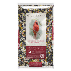 Audubon Park Songbird Selections Wild Bird/Poultry Fruits And Nuts Bird Seed 5 lb.
