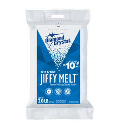 Diamond Crystal  Jiffy Melt  Blended  Crystal  Ice Melt  20 lb.