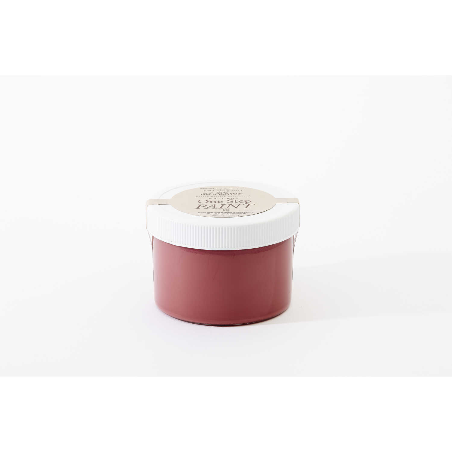Amy Howard at Home  Chinese Red  Latex  8 oz. One Step Furniture Paint