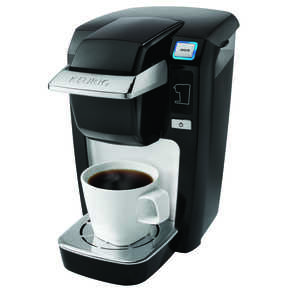 Keurig  K15  10 oz. Coffee and Tea Brewer  Black