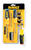 DeWalt  Phillips/Slotted  Screwdriver Set  4 pc.