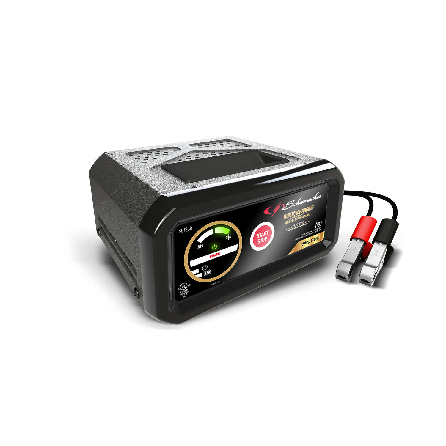 Luminous battery charger 12v 10 amp copper canyon little trees