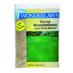 Barenbrug Winter Wonderlawn Italian/Perennial Ryegrass Sun/Shade Lawn Seed Mixture 10 lb.