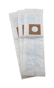 Hoover  Vacuum Bag  For Fits all hoover canister cleaners using type A bags 3 pk