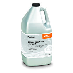 STIHL  Platinum  Bar and Chain Oil  1 gal.